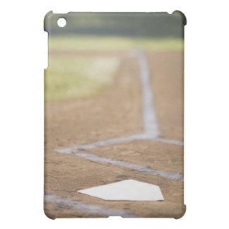Baseball diamond iPad mini covers