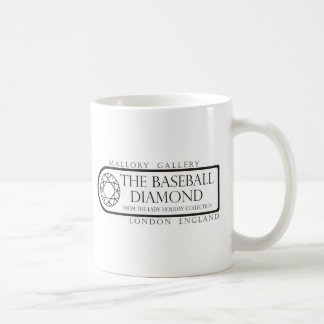 Baseball Diamond Mallory Gallery Mugs