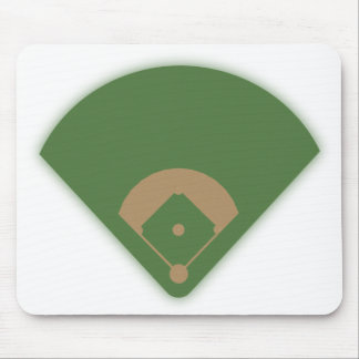 Baseball Diamond: Mouse Pad