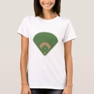 Baseball Diamond: T-Shirt