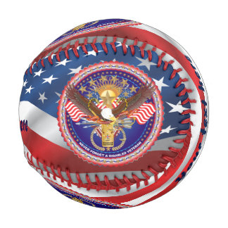 Baseball Disabled American Veteran Tribute Pitch 1