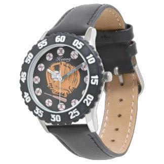 BaseBall Dream Wrist Watch