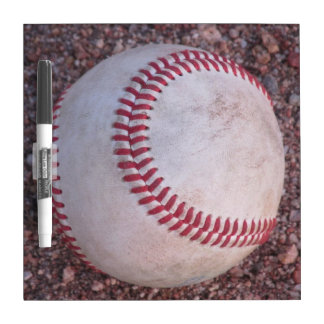 Baseball Dry-Erase Board