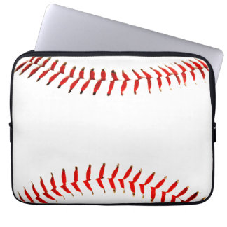Baseball Electronics Bag Laptop Computer Sleeves