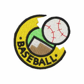 Baseball Embroidered Shirt