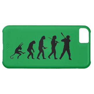 Baseball Evolution - Funny iPhone 5C Case