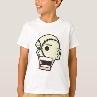 baseball face fan fanatic T-Shirt