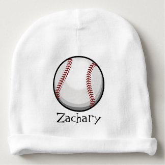 Baseball Fan Baby Beanie