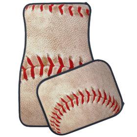 Baseball Fan Floor Mat
