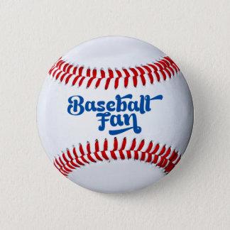 Baseball Fan Gift Button