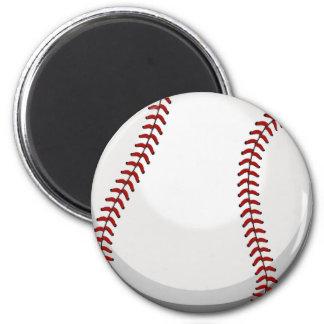 Baseball Fan Magnet