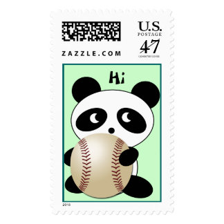 Baseball Fan Stamp