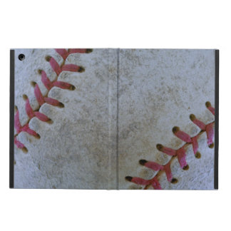 Baseball Fan-tastic_Battered Ball _autograph ready Cover For iPad Air