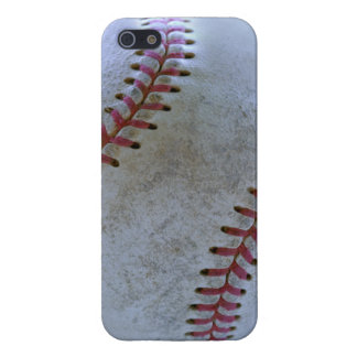 Baseball Fan-tastic_battered ball _autograph ready iPhone SE/5/5s Cover