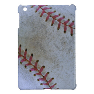 Baseball Fan-tastic_battered ball iPad Mini Cases