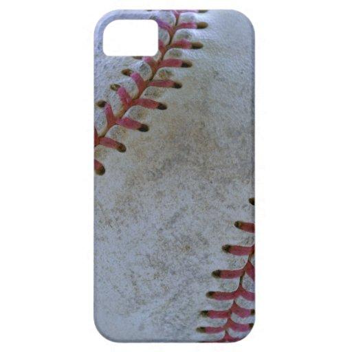 baseball Fan-tastic_battered ball iPhone 5 Case