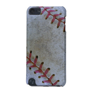 Baseball Fan-tastic_battered ball iPod Touch (5th Generation) Cover
