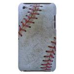 Baseball Fan-tastic_battered ball iPod Touch Case