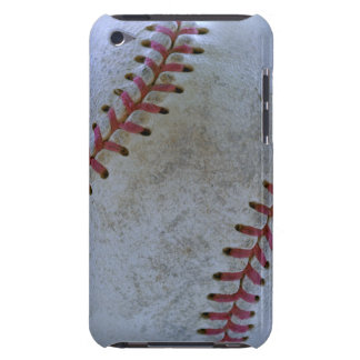 Baseball Fan-tastic_battered ball iPod Touch Case