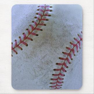 Baseball Fan-tastic_Battered Ball Mouse Pad