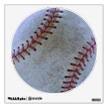 Baseball Fan-tastic_battered ball Wall Decals