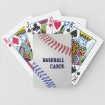 Baseball Fan-tastic_Color Laces_All-American 2 Bicycle Card Deck