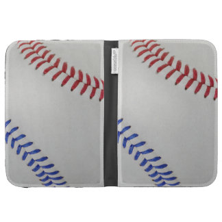 Baseball Fan-tastic_Color Laces_All-American Kindle Keyboard Cases