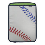 Baseball Fan-tastic_Color Laces_All-American Sleeve For MacBook Air