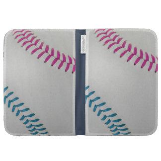 Baseball Fan-tastic_Color Laces_fu_tl Case For Kindle