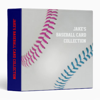 Baseball Fan-tastic_Color Laces_fu_tl_personalized 3 Ring Binders