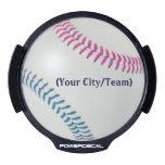 Baseball Fan-tastic_Color Laces_fu_tl_personalized LED Window Decal