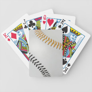 Baseball Fan-tastic_Color Laces_go_bk Bicycle Playing Cards