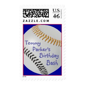 Baseball Fan-tastic_Color Laces_GO_BK_personalized Stamp