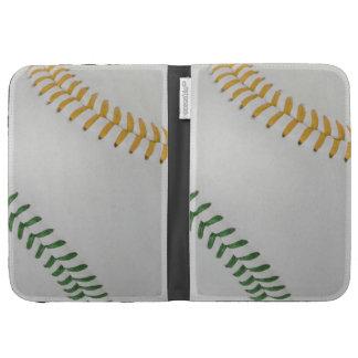 Baseball Fan-tastic_Color Laces_go_gr Kindle 3G Cases