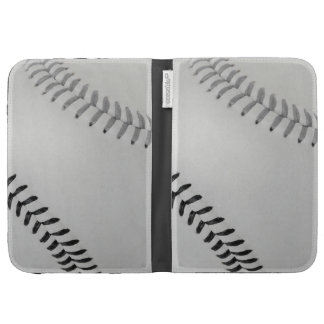 Baseball Fan-tastic_Color Laces_gy_bk Kindle 3 Cases