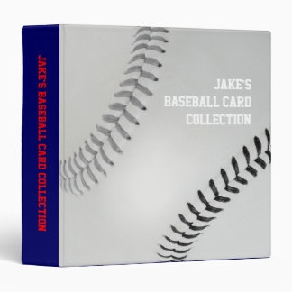 Baseball Fan-tastic_Color Laces_gy_bk_personalized Binder