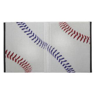 Baseball Fan-tastic_Color Laces_nb_dr iPad Cases