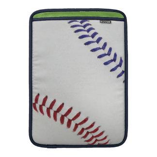 Baseball Fan-tastic_Color Laces_nb_dr MacBook Sleeves