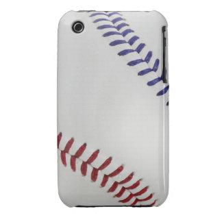 Baseball Fan-tastic_Color Laces_nb_dr iPhone 3 Case