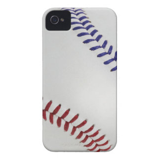 Baseball Fan-tastic_Color Laces_nb_dr iPhone 4 Case