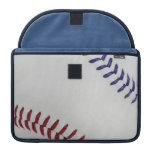 Baseball Fan-tastic_Color Laces_nb_dr MacBook Pro Sleeve