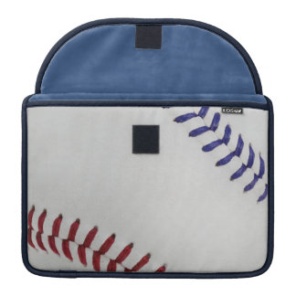 Baseball Fan-tastic_Color Laces_nb_dr MacBook Pro Sleeve