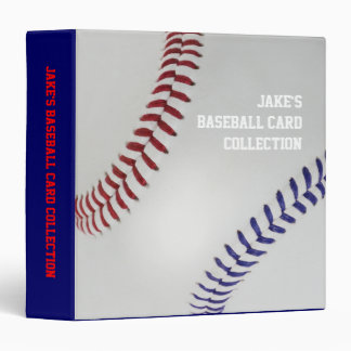 Baseball Fan-tastic_Color Laces_nb_dr_personalized Binder