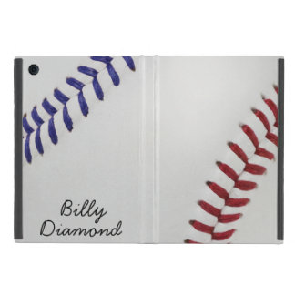 Baseball Fan-tastic_Color Laces_nb_dr_personalized Cover For iPad Mini