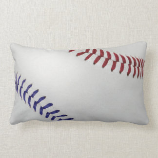 Baseball Fan-tastic_Color Laces_nb_dr Pillow