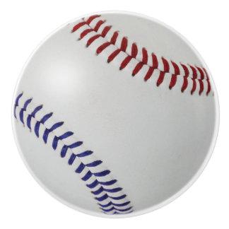 Baseball Fan-tastic_color Laces_nb_dr_team spirit Ceramic Knob