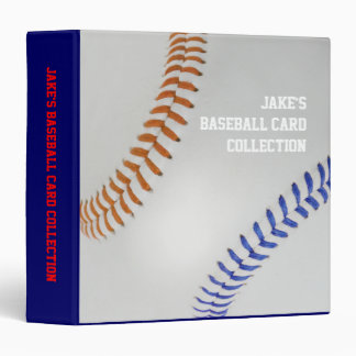 Baseball Fan-tastic_Color Laces_og_bl_personalized Binder