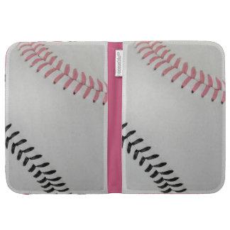 Baseball Fan-tastic_Color Laces_pk_bk Kindle Covers