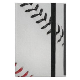 Baseball Fan-tastic_Color Laces_rd_bk Case For iPad Mini