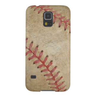 Baseball Fan-tastic_dirty ball_autograph ready Cases For Galaxy S5